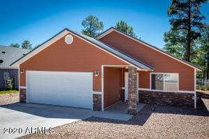 190 N CANYON Loop, Show Low, AZ 85901