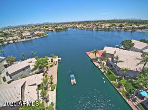 Enjoy over 90' of Usable Waterfront at Rear Lot Line