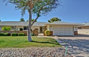 12619 W BRANDYWINE Drive, Sun City West, AZ 85375