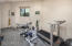 Gym or potential second office space