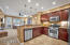 Beautifully Appointed Chef's Kitchen