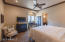 Bedroom #2 upstairs shares oversized Jack & Jill bath