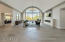 Great Room Floorplan w/ Barrel Ceiling