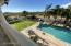 pool and yard view