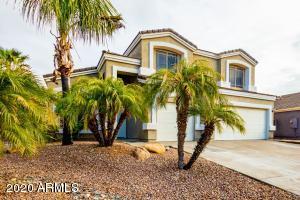 8368 W BERRIDGE Lane, Glendale, AZ 85305