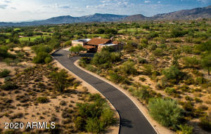 You'll love Skyranch's largest lot at 1 3/4 acre with plenty of room to add a very large hangar or casita!