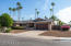 Mature landscaping and gorgeous Palm Trees line this entire property!