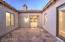 Gorgeous interior courtyard!