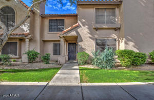Low maintenance living! HOA maintains front yard landscaping.