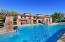 Amazing resort style pool & spa.