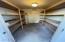 Excellent outdoor storage!