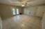 View of Patio, Doors to Master Bath & Closet