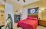 Split Bedroom Suite w/Double Doors