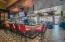 Bar area at Stone & Barrell