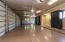 4 Car Garage ~ Epoxy Floor with 1 car lift