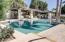Siesta Pool just across the street. 1 of 4 pool/spas.