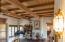 Incredible wood ceilings