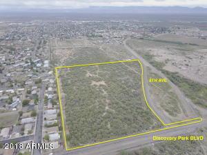 8th and Discovery Boulevard, -, Safford, AZ 85546