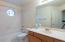 Downstair full bath