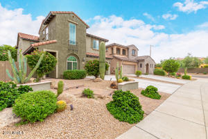 Front Exterior Beautifully Landscaped