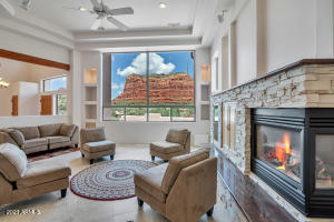 Contemporary Chic in Pinon Woods with JAWDROPPING VIEWS!