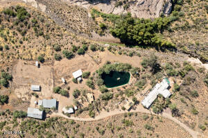 Hidden View Ranch in Cave Creek set on just over 82 acres.