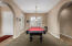 Use as a games room or or a formal dining room
