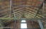Original timbers from 1800's barn