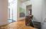 Original wood floors throughout the upstairs.