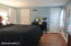 Master bedroom w/2 closets, beautiful hard wood floors