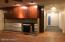 Open dining/family room