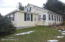 3 bed 1 bath cape on .91 acres. Updated furnace & electric. Replacement windows vinyl siding.