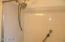Tile shower/tub