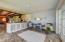 Breakfast area/sitting room off kitchen...