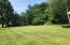 1/2 acre of level lawn.