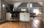 Beautiful pine flooring, stainless appliances, gas range