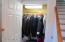 Main Foyer Cedar Closet