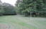 Deep back yard (looking west)