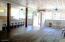 900 square foot open area