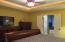 Coffered Ceiling with lighting, Ceiling F/L