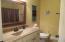 Hall Bath with Linen Closet