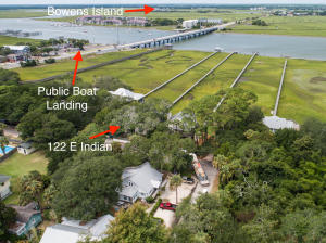 122 Indian Avenue, Folly Beach, SC 29439