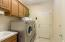 Washer and dryer shall convey with the property