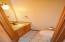 Granite Counter-top, Ceramic flooring, updated plumbing & light fixtures