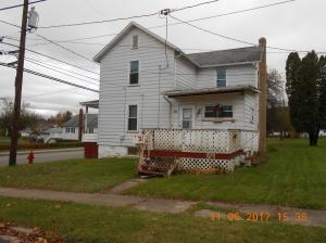 596 HILL ST, Curwensville, PA 16833