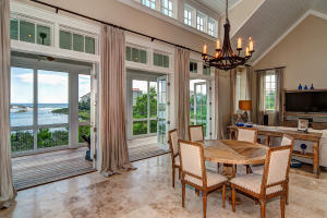 Unobstructed Lake & Gulf View