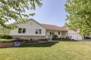 This home won yard of the week in Barnesville!