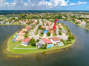 Property for sale at 7182 Charleston Point Drive, Lake Worth,  Florida 33467