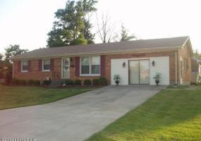 7008 Dougy Way, Louisville, Kentucky 40219, 3 Bedrooms Bedrooms, 7 Rooms Rooms,2 BathroomsBathrooms,Residential,For Sale,Dougy,1393445