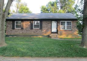 11202 Deham Dr, Louisville, Kentucky 40241, 3 Bedrooms Bedrooms, 6 Rooms Rooms,1 BathroomBathrooms,Residential,For Sale,Deham,1388824